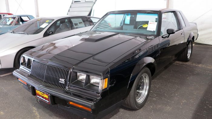 1987 Buick GNX Gallery
