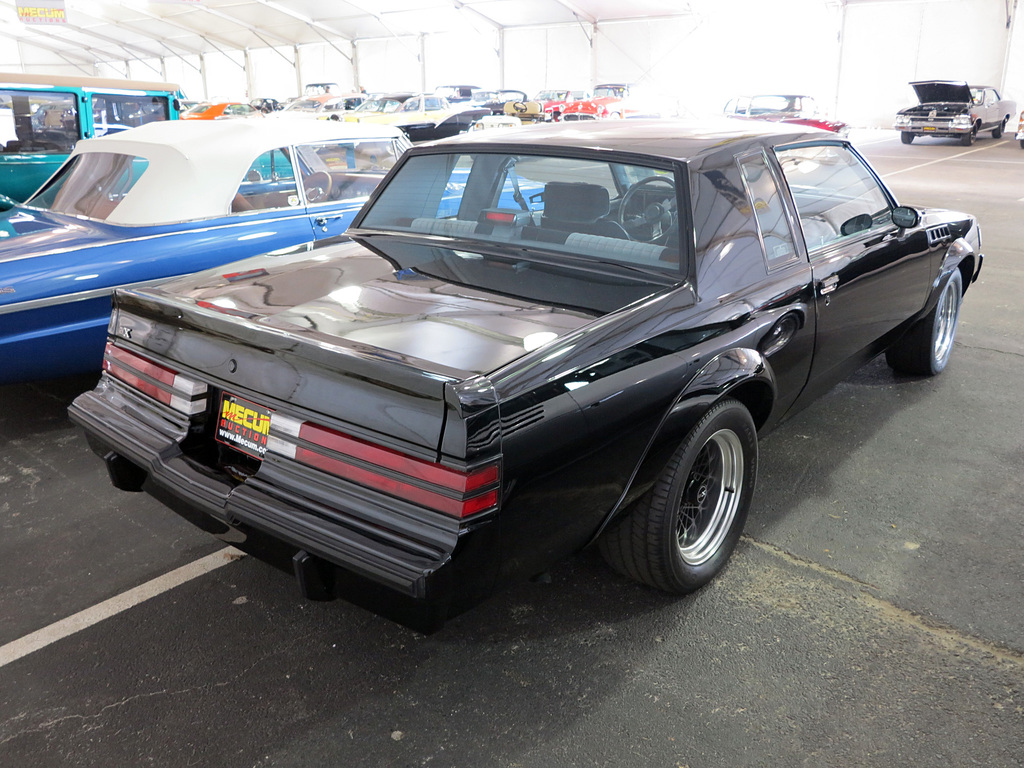 1987 Buick GNX Gallery | Gallery | SuperCars.net