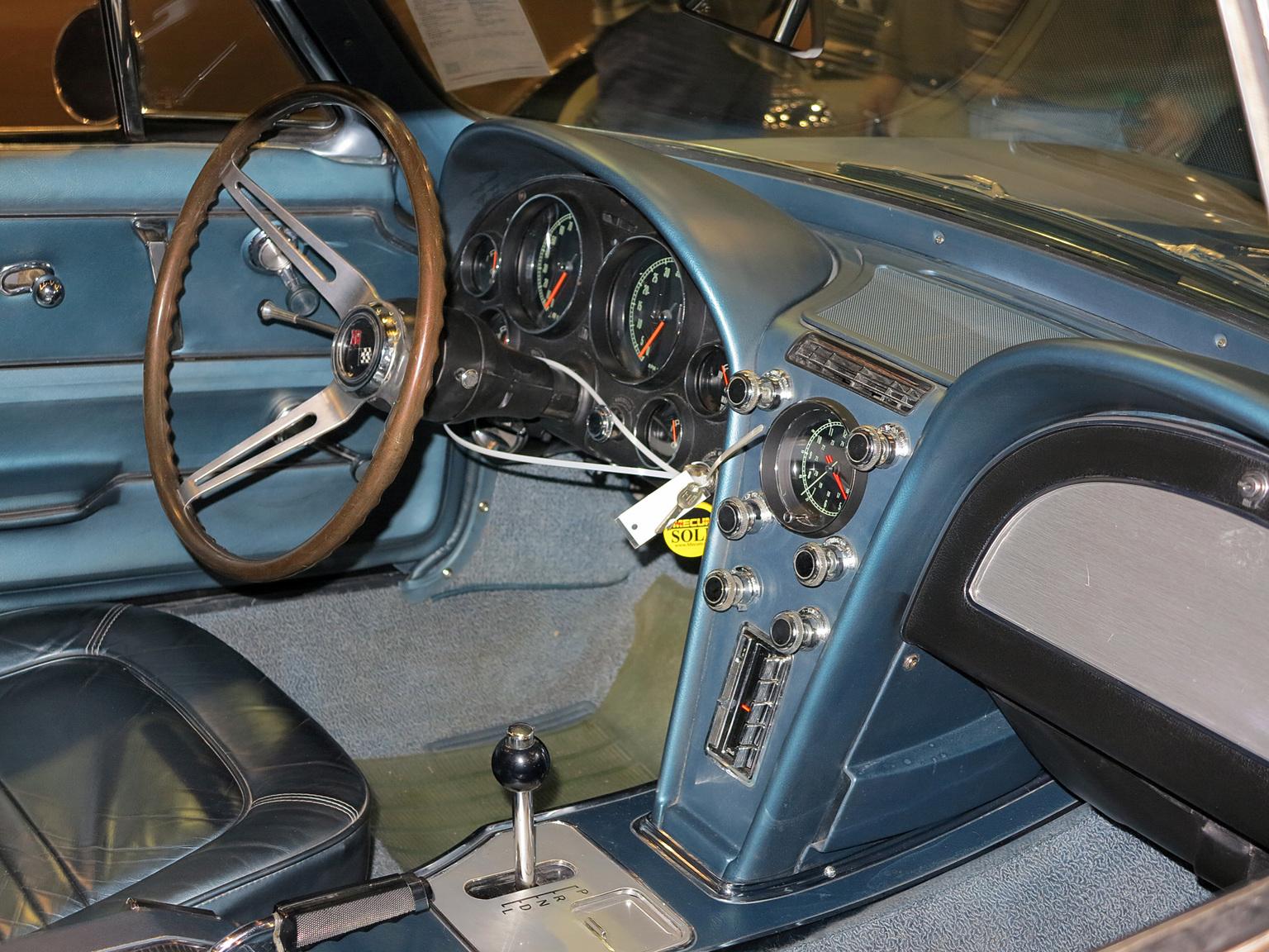 1967 Chevrolet Corvette Sting Ray L68 427/400 HP Gallery