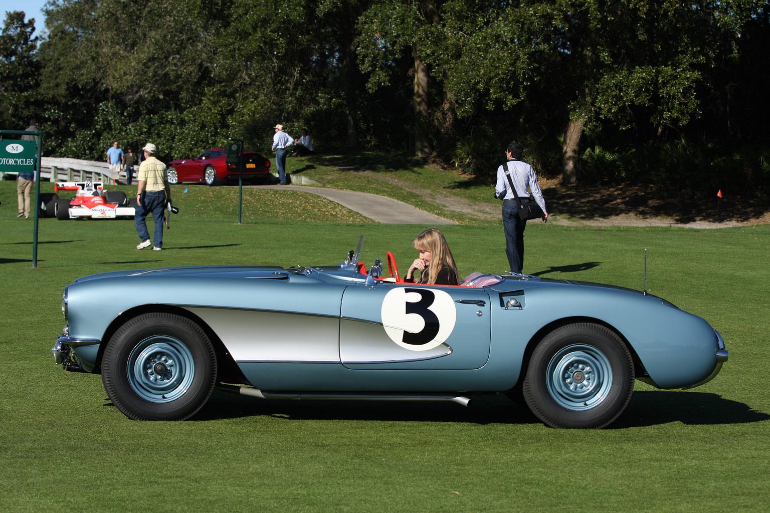 1956 Chevrolet Corvette Gallery