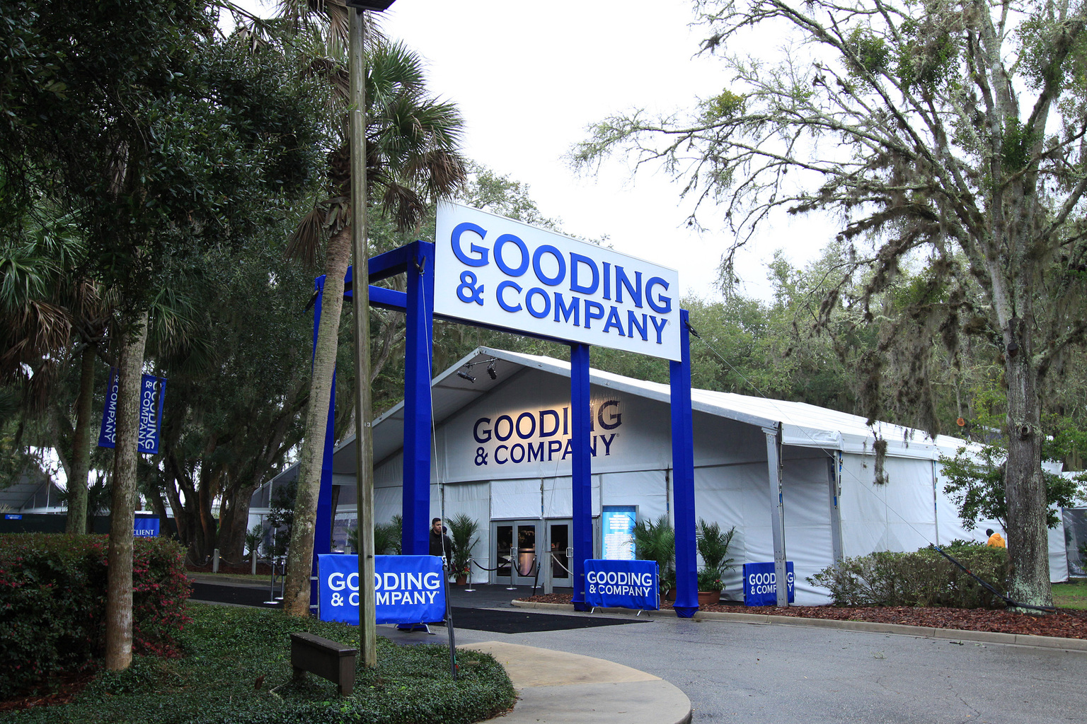 The Amelia Island Auction by Gooding & Company