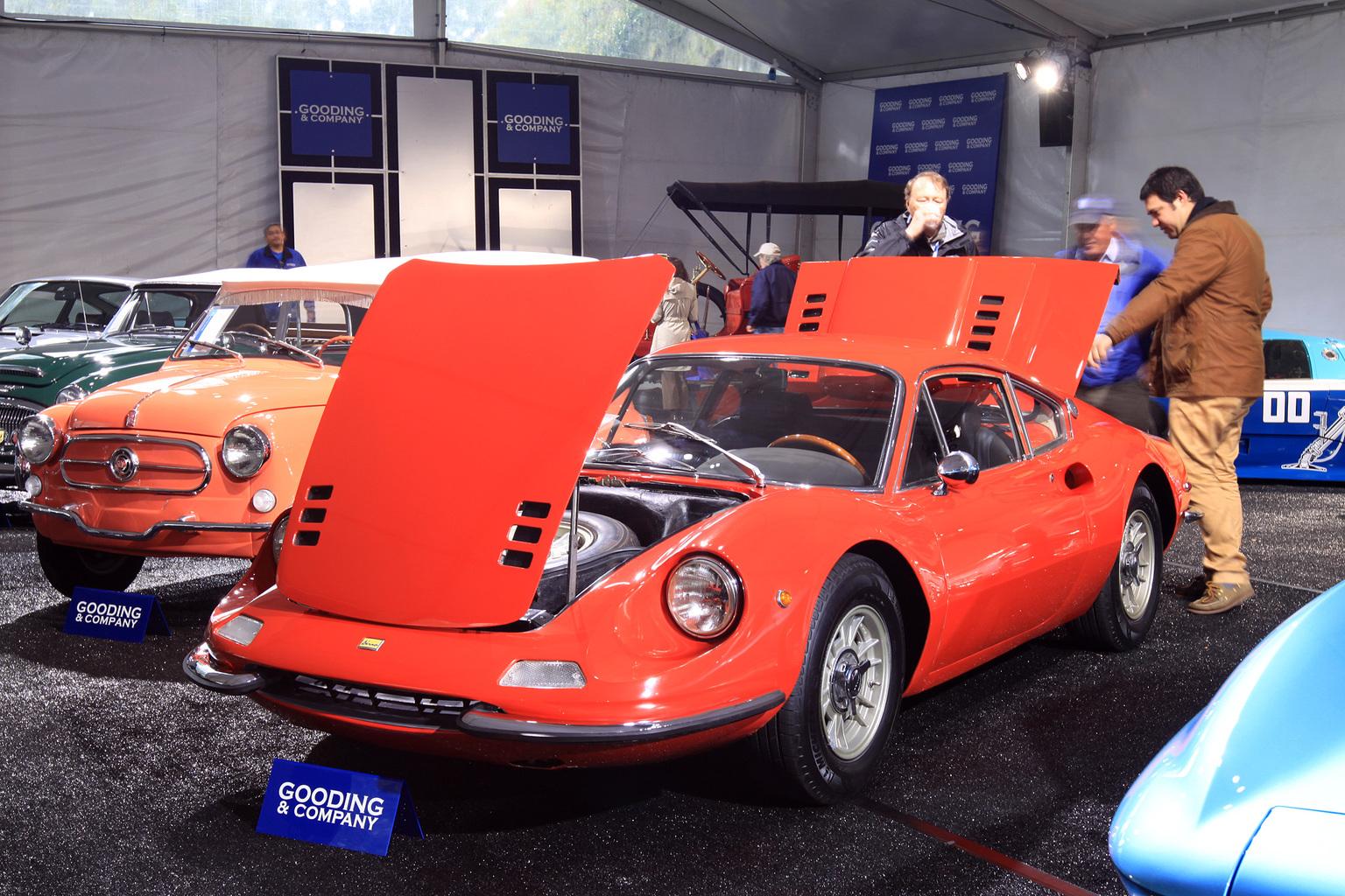 1969 Dino 246 GT