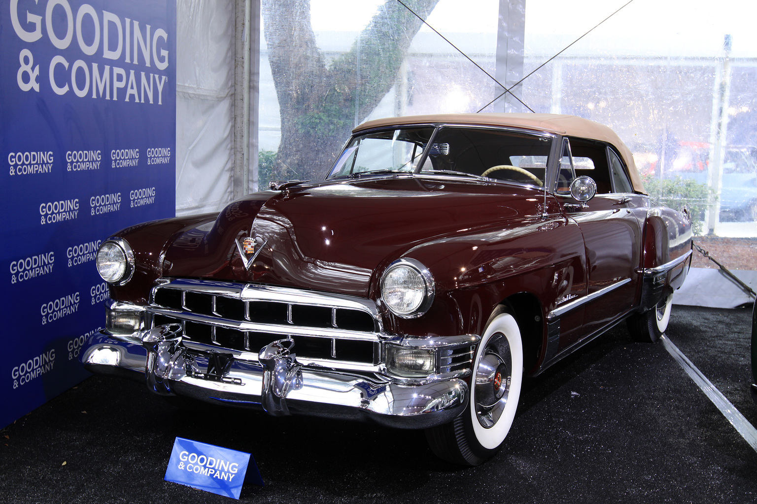 1947 Cadillac Series 62 Convertible Coupe Gallery