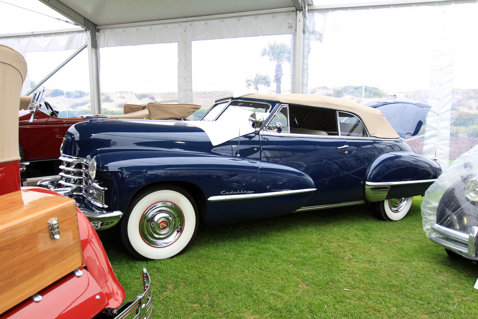 1947 Cadillac Series 62 Convertible Coupe Gallery 1951