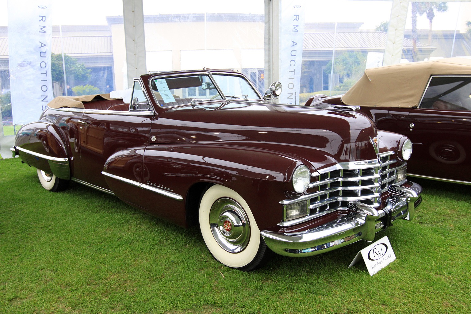 1947 Cadillac Series 62 Convertible Coupe Supercars Net