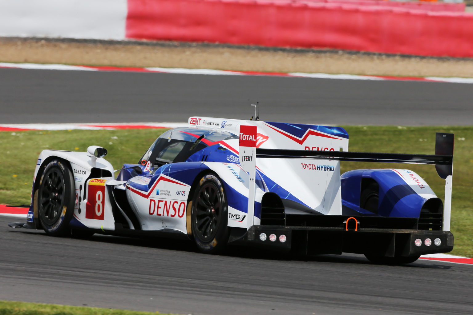 6 Hours of Silverstone 2014