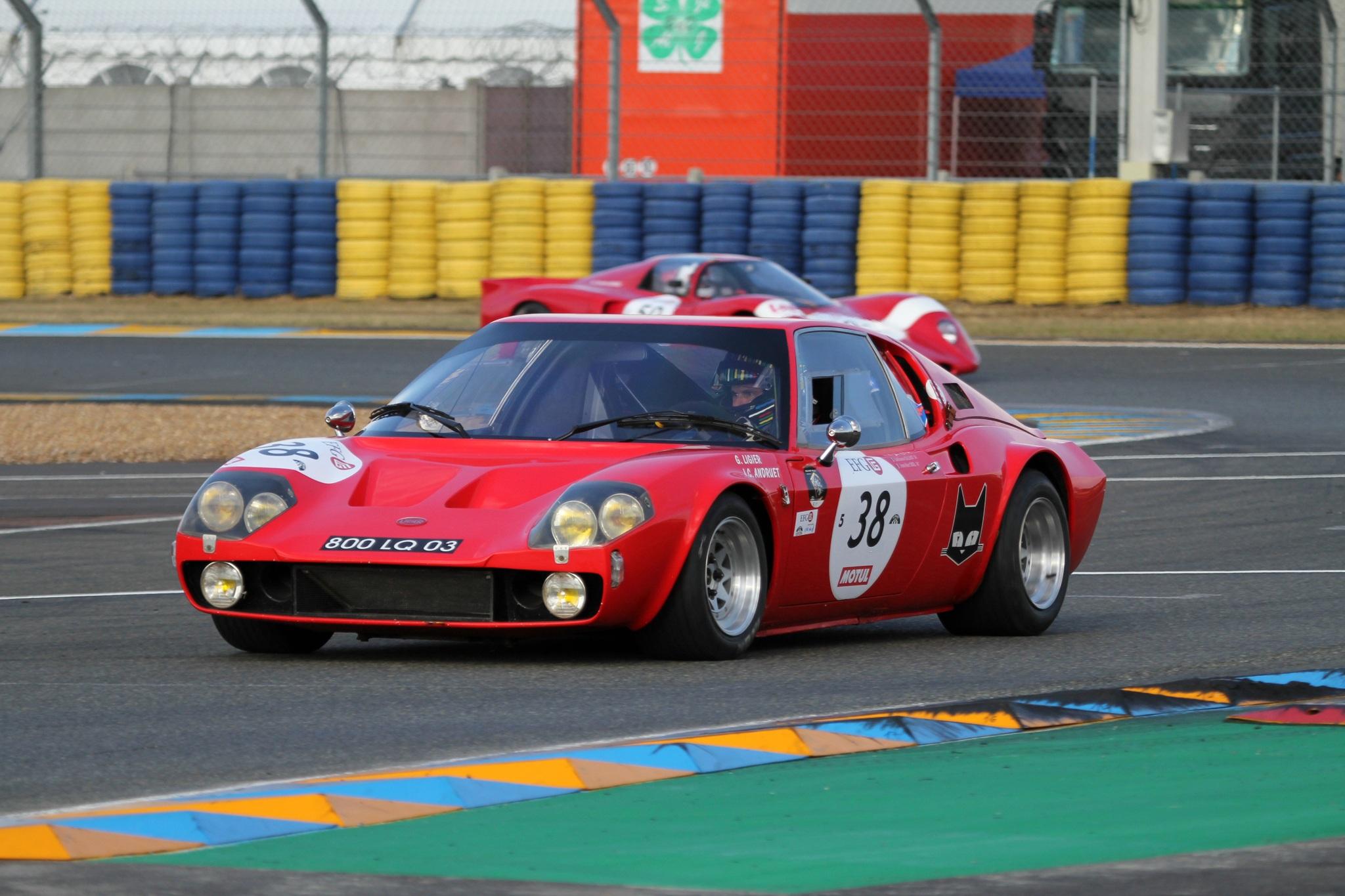 2014 Le Mans Classic-2