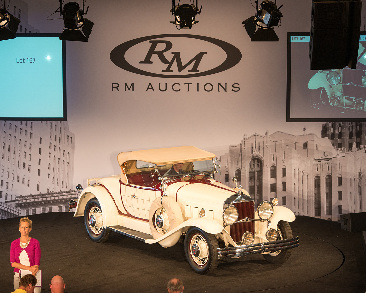 2014 Motor City Auction by RM-1