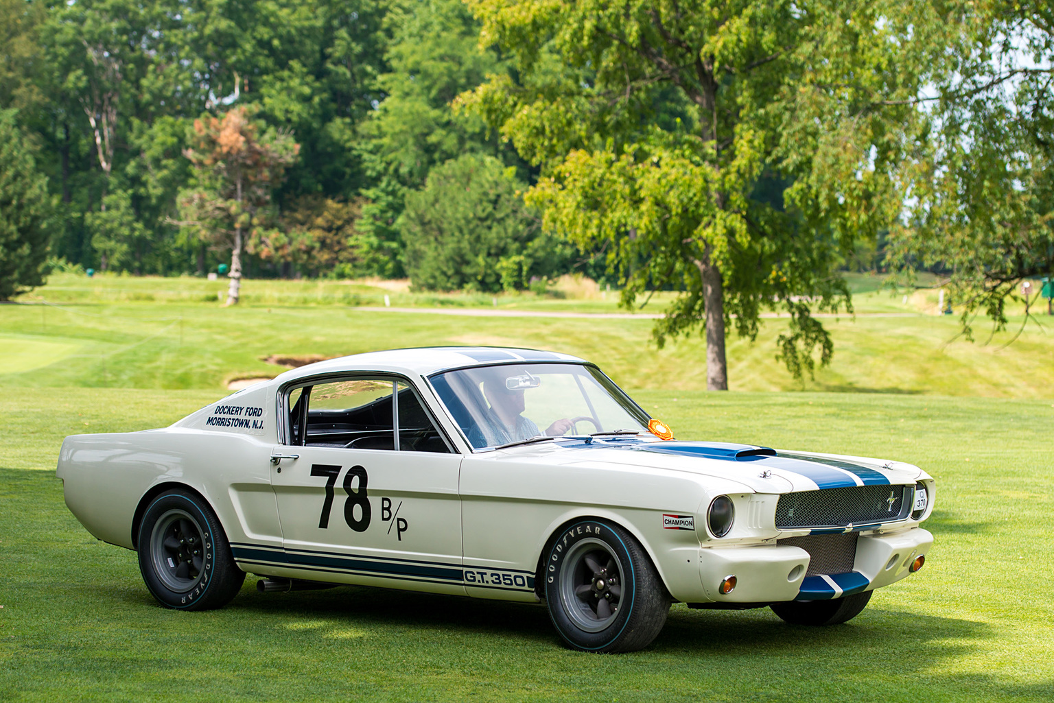 2014 Concours D Elegance Of America At St John S 1