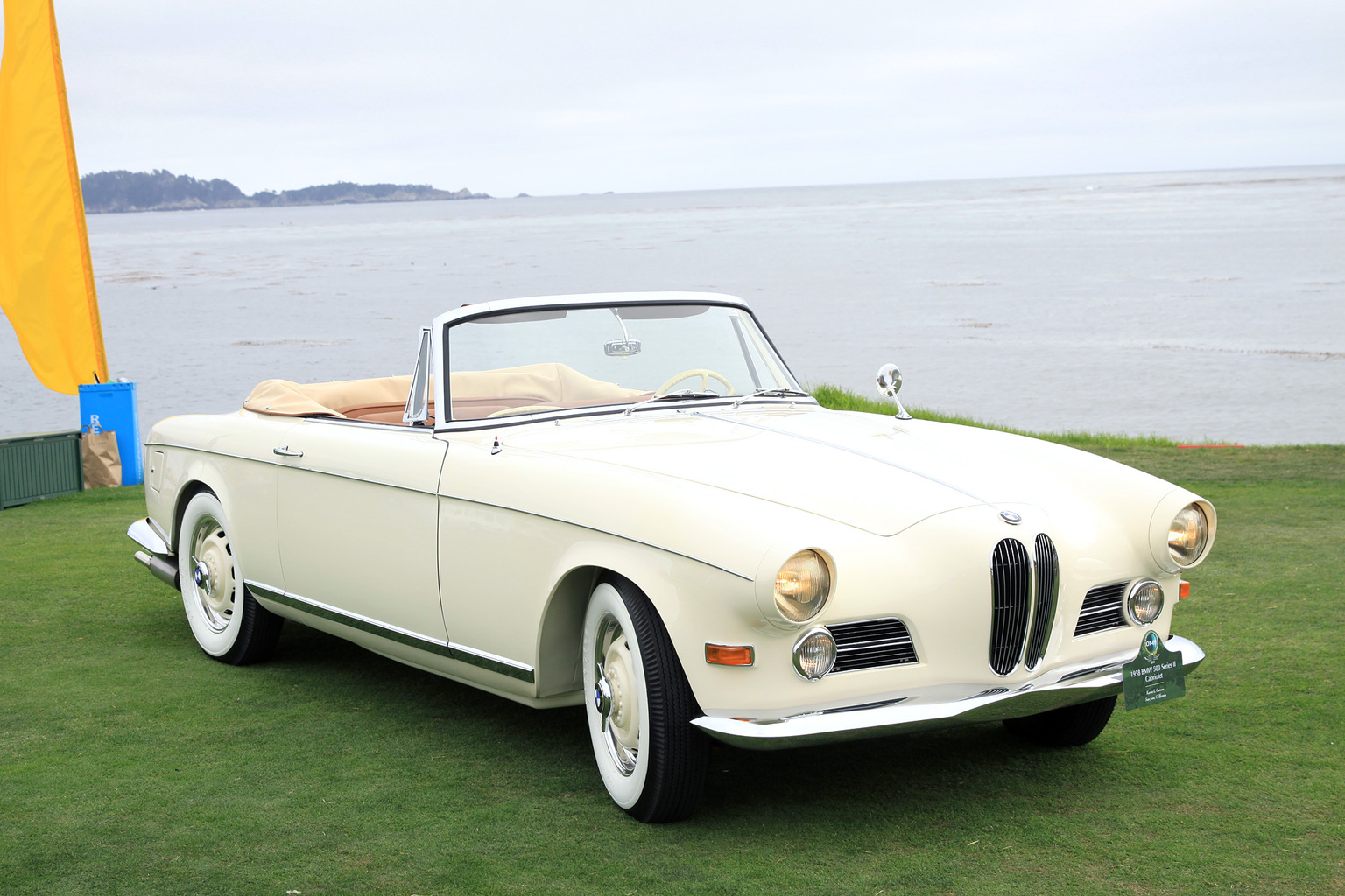 1955 Bmw 503 Cabriolet Gallery Gallery Supercars Net