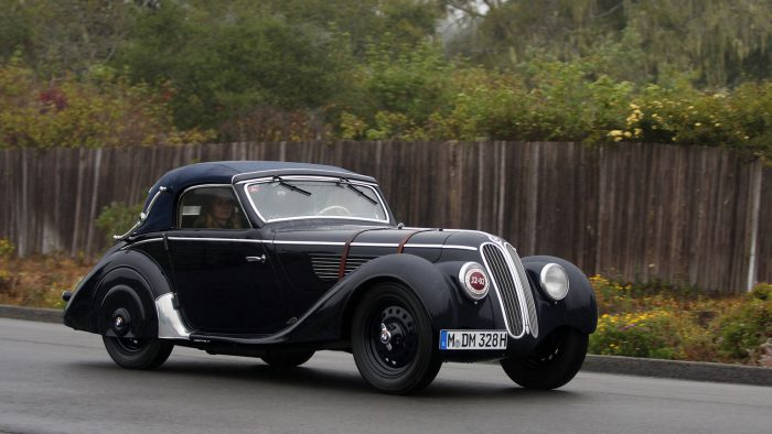 1936 BMW 328 Roadster Gallery