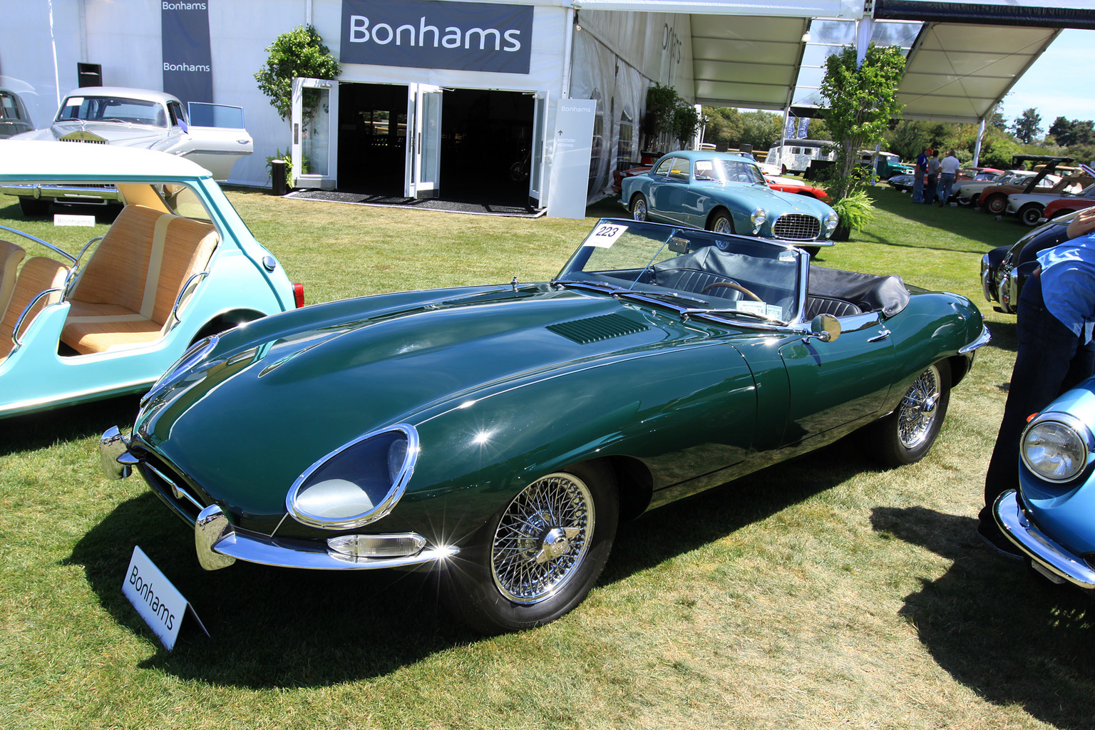 2014 Quail Lodge Auction by Bonhams