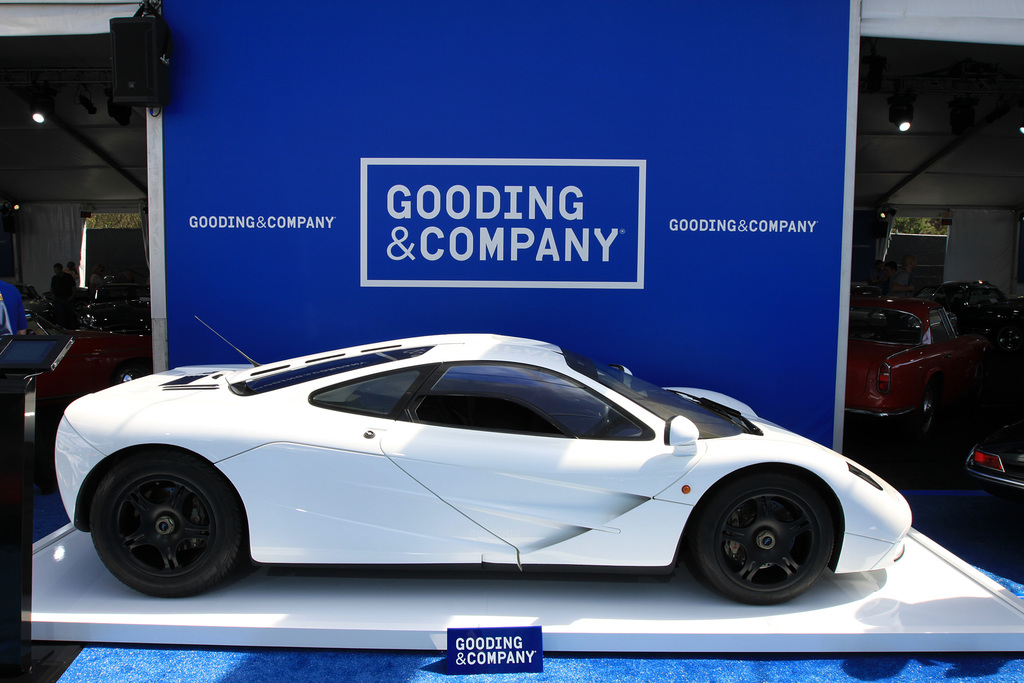 2014 Pebble Beach Auctions by Gooding  Company  Gallery
