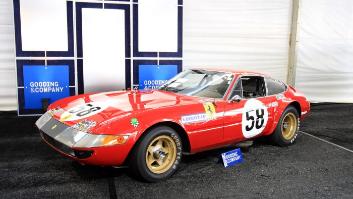 2014 Pebble Beach Auctions by Gooding & Company