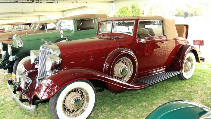 1932 Chrysler Imperial Eight