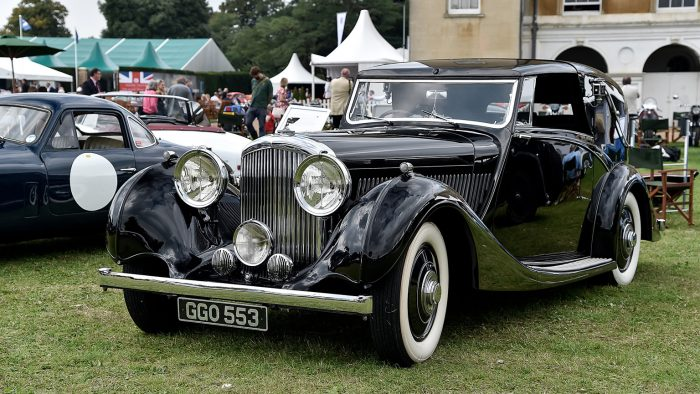 1936 Bentley 4¼ Litre Gallery