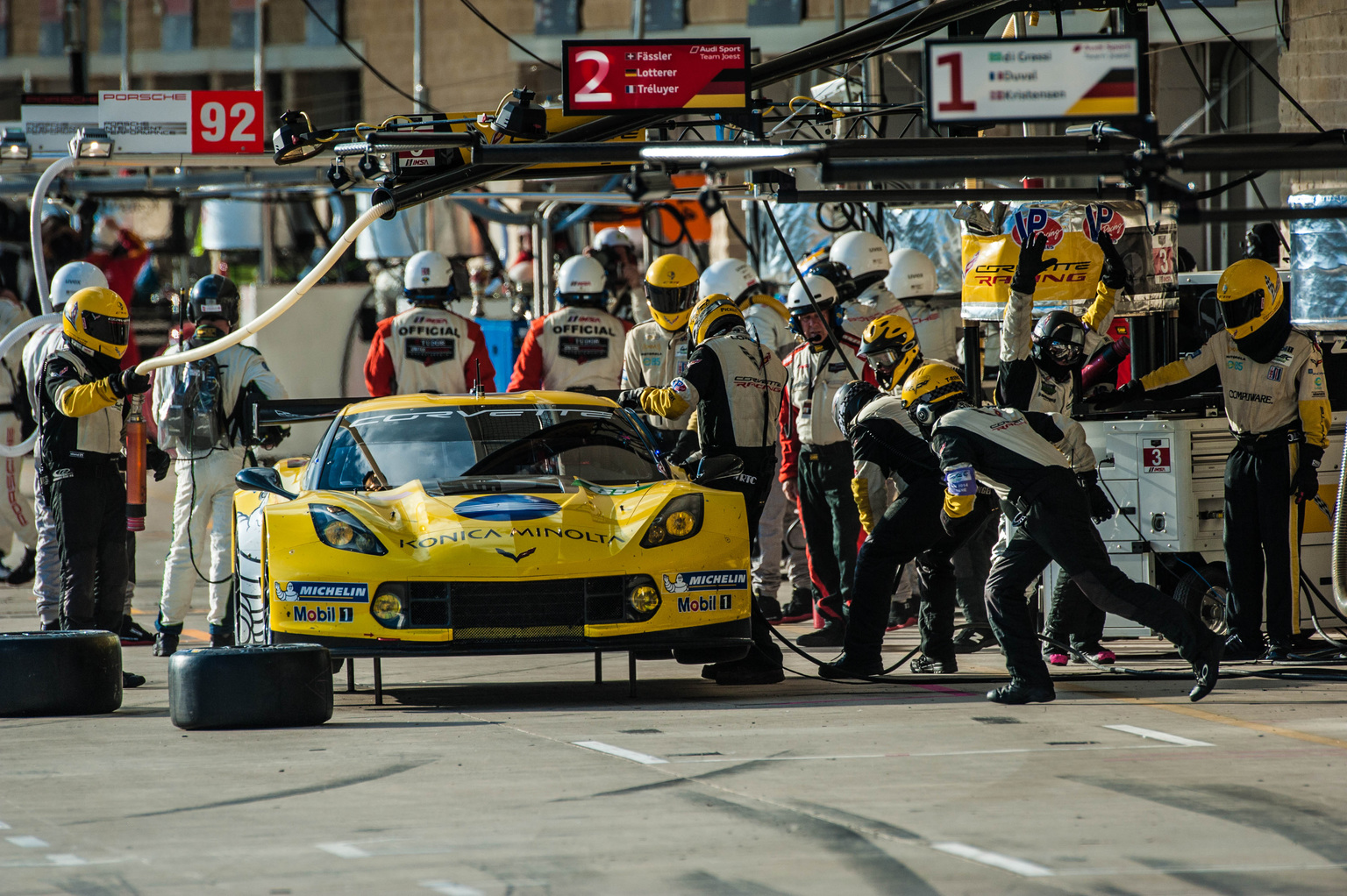 2014 Circuit of The Americas' Lone Star Le Mans Weekend