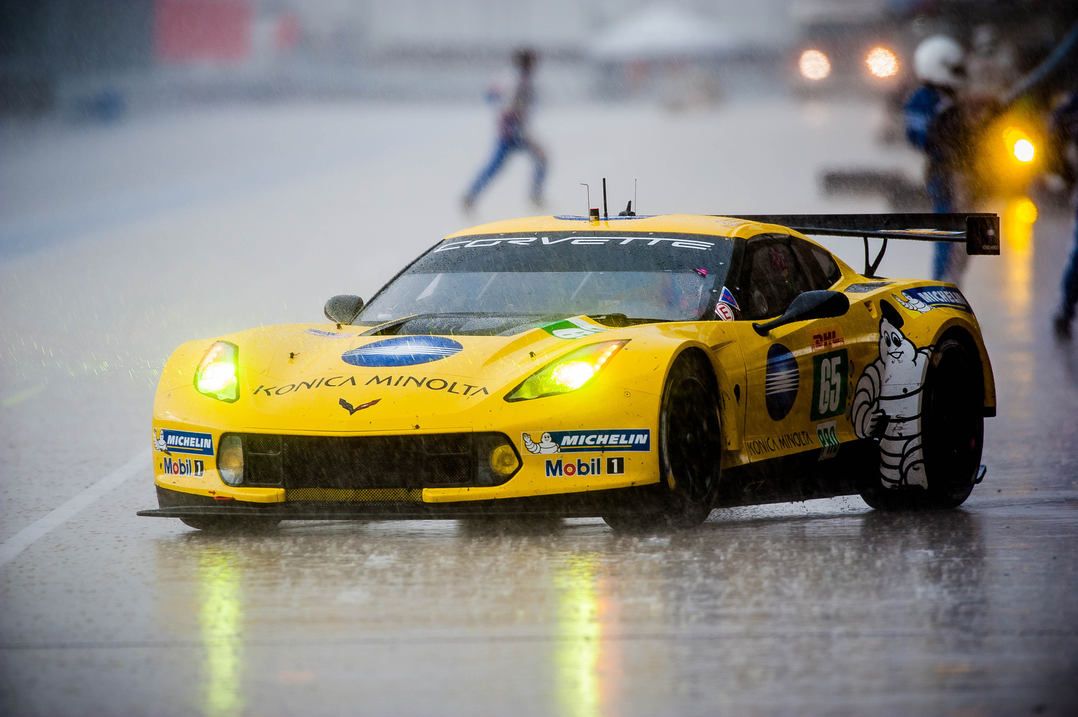 2014 Chevrolet Corvette Stingray C7.R Gallery