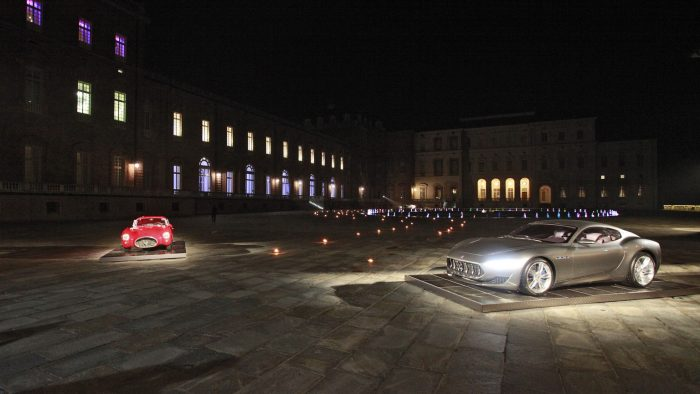 Maserati Centennial International Gathering