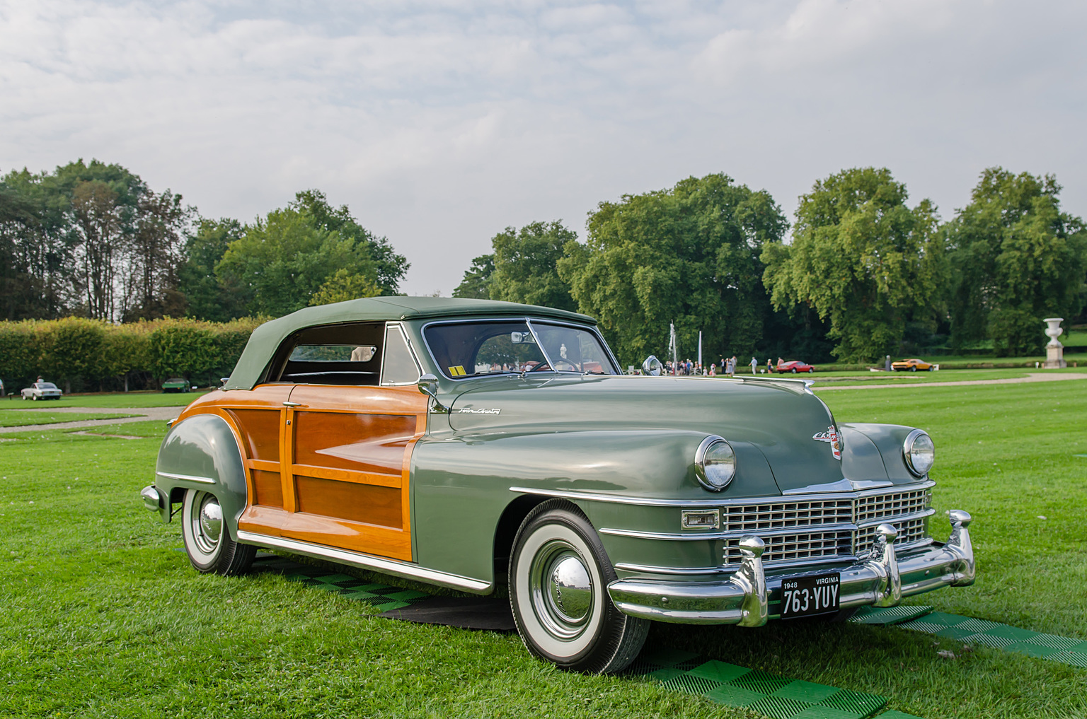 1946 chrysler town country convertible gallery chrysler. Black Bedroom Furniture Sets. Home Design Ideas
