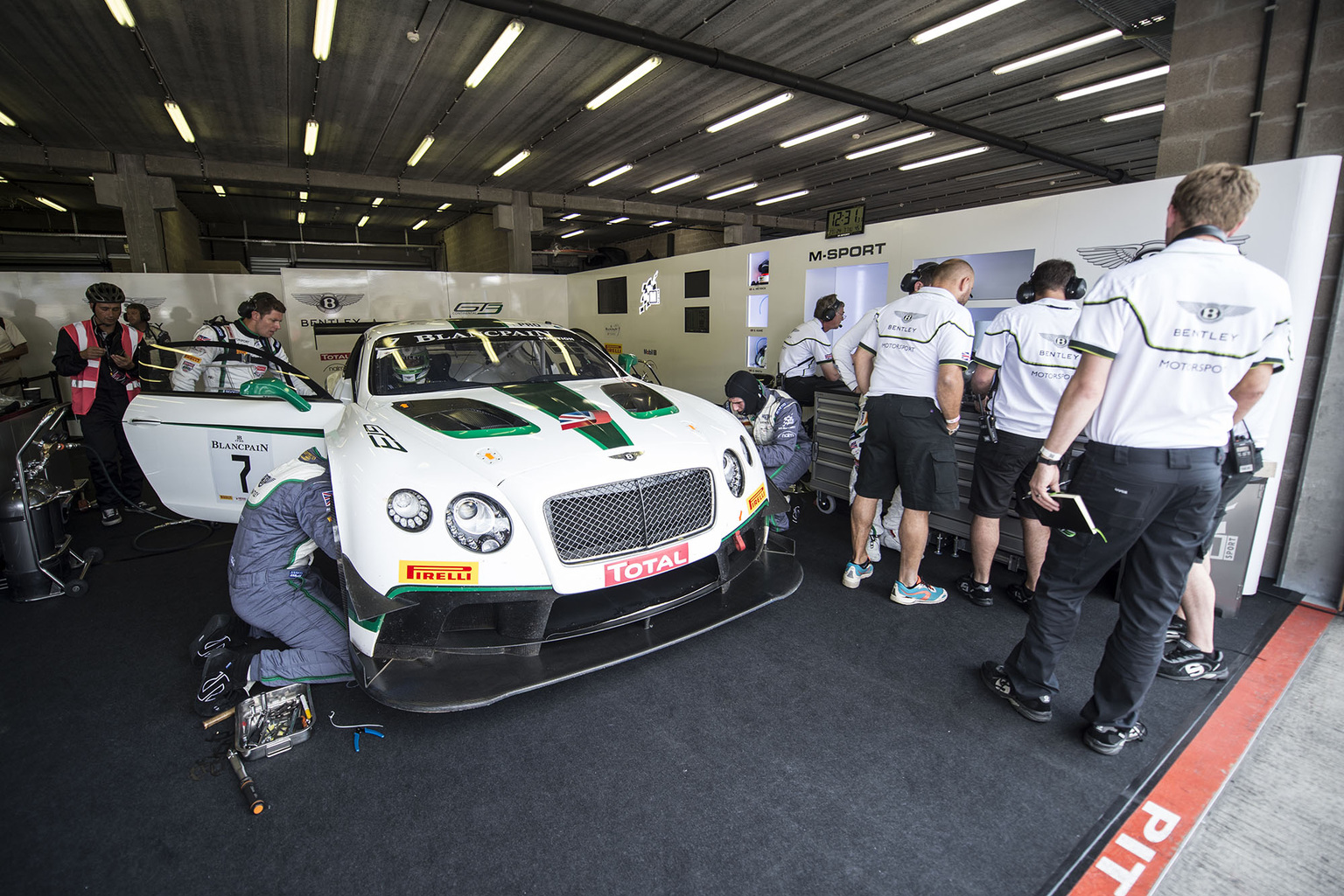 Total 24 Hours of Spa 2014