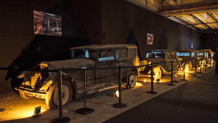 The Baillon Collection at Rétromobile
