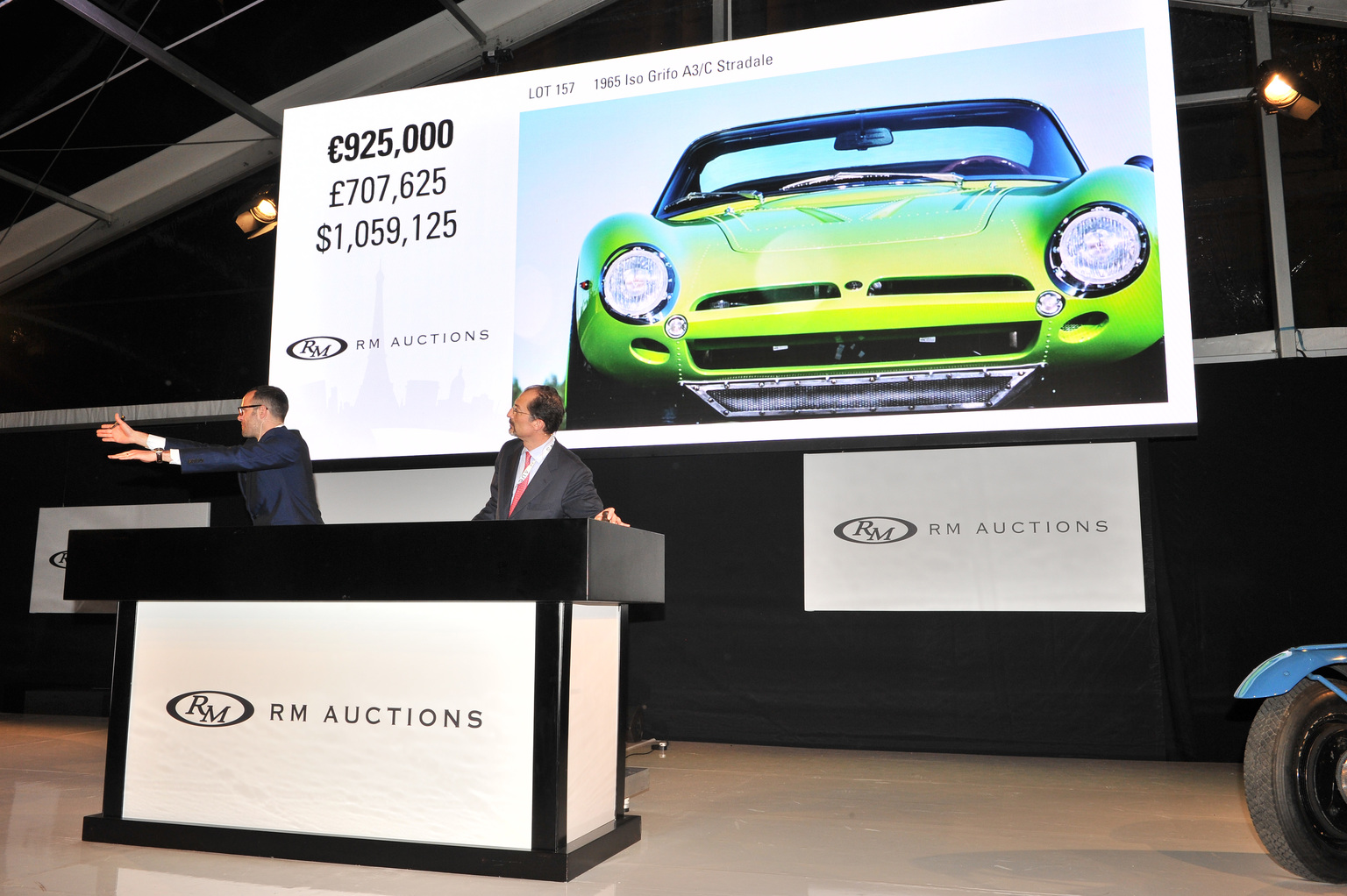 2015 Paris by RM Auctions
