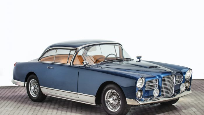 1959 Facel Vega HK 500 Gallery