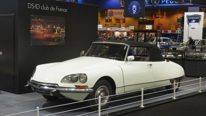 1965→1971 Citroën DS 21 Décapotable