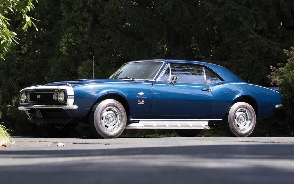 1969 Chevrolet Camaro Yenko/SC Pics & Information