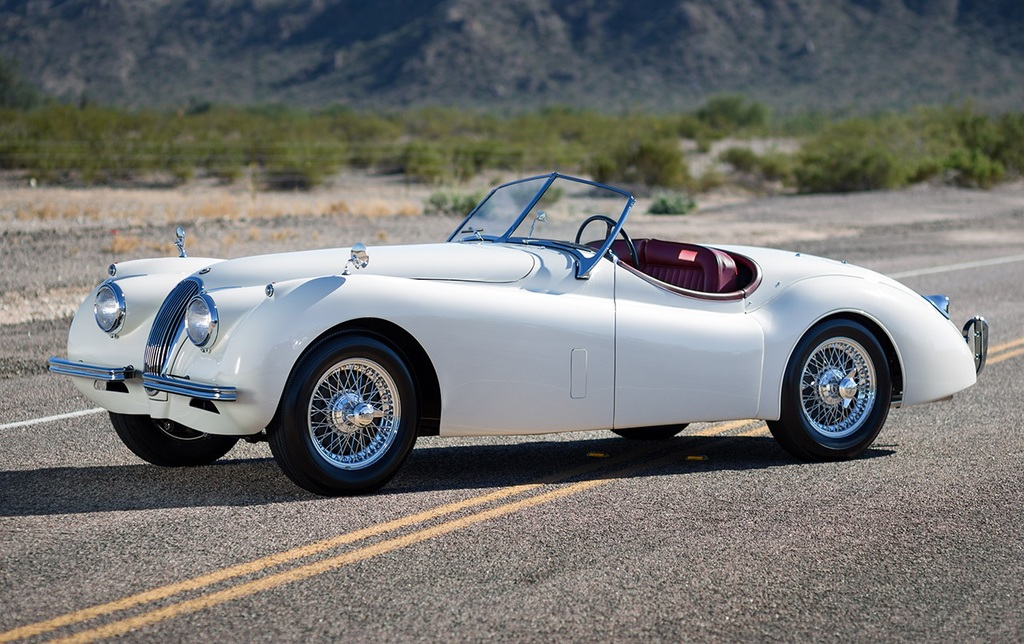 1950 Jaguar Xk120 Open Two Seater Supercars Net