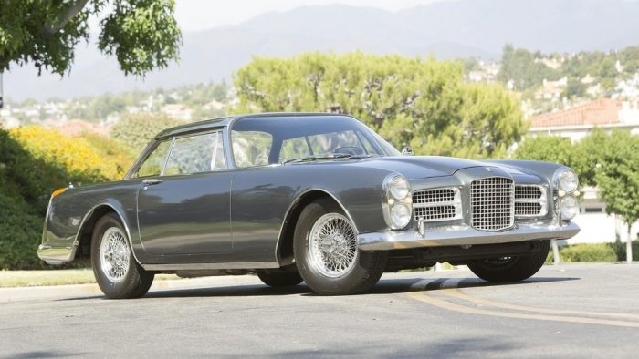 1962 Facel Vega II Gallery
