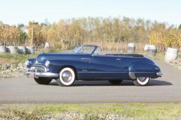 1948 Buick Roadmaster Riviera Coupe