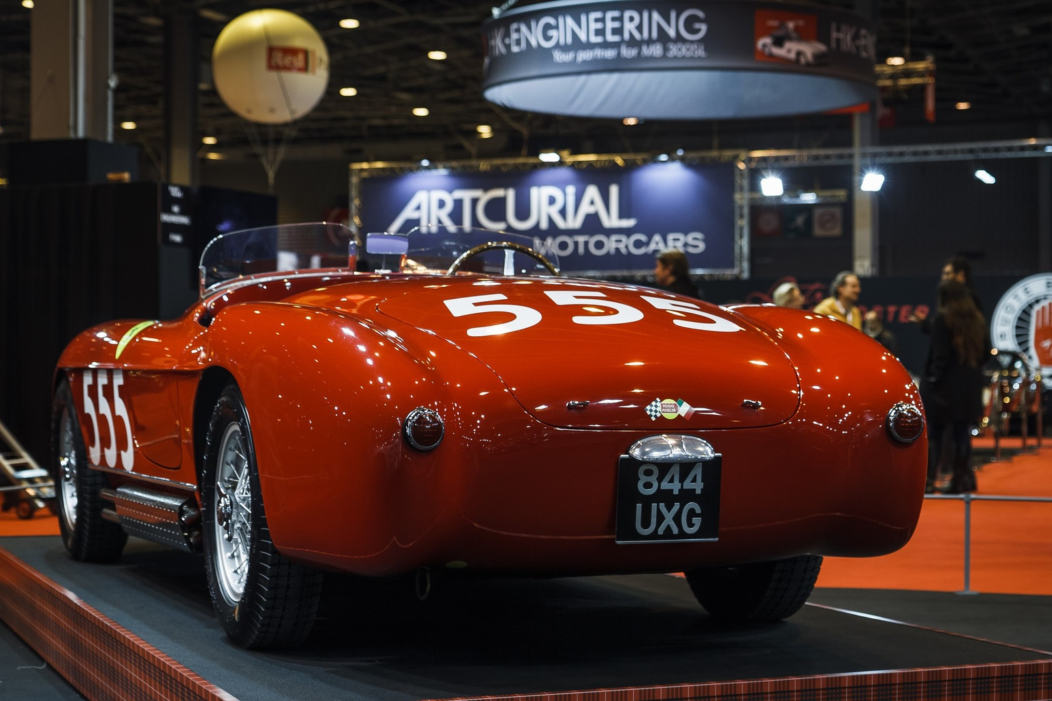 Salon r tromobile 2015 for Retromobile salon