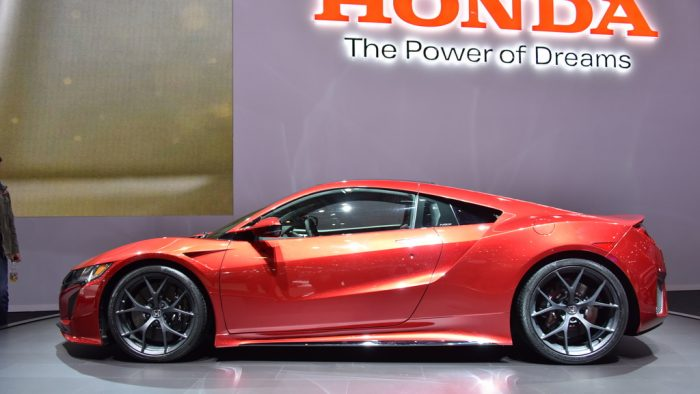 2015 Acura NSX Gallery