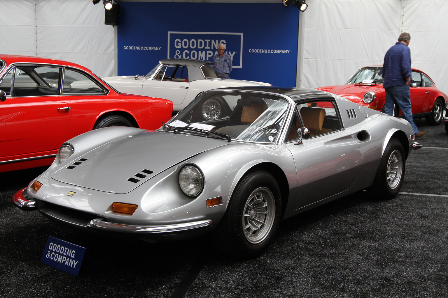 The 2015 Amelia Island Auction by Gooding & Company