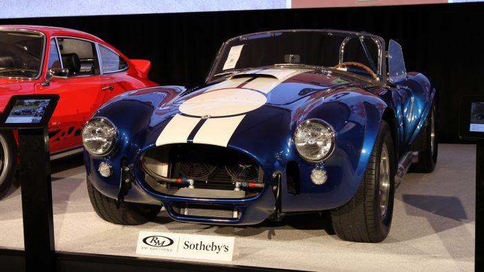 2015 Amelia Island by RM Sotheby's