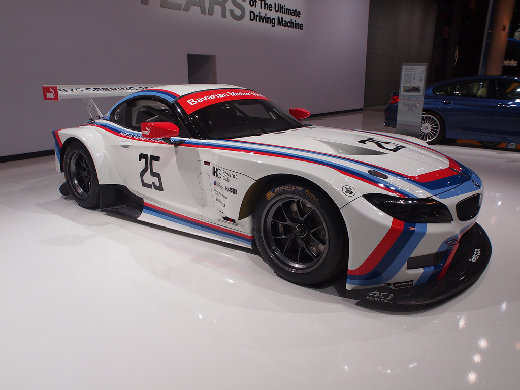 2010 BMW Z4 GT3 Gallery | Gallery | SuperCars.net