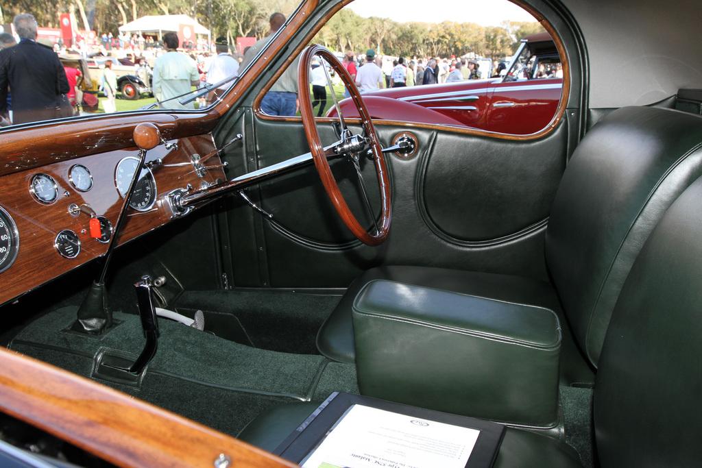 1936 Bugatti Type 57S Atalante Gallery