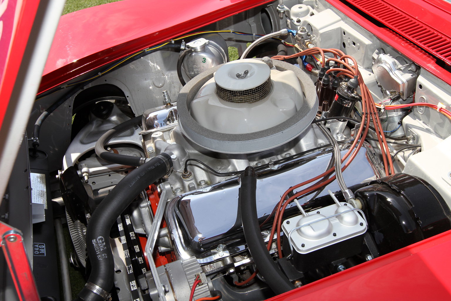 1968 Chevrolet Corvette Stingray L88 Convertible Gallery