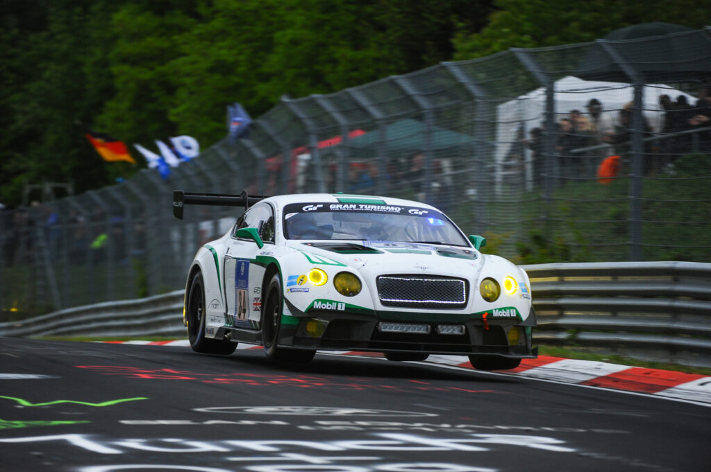 2014 Bentley Continental GT3-R Gallery