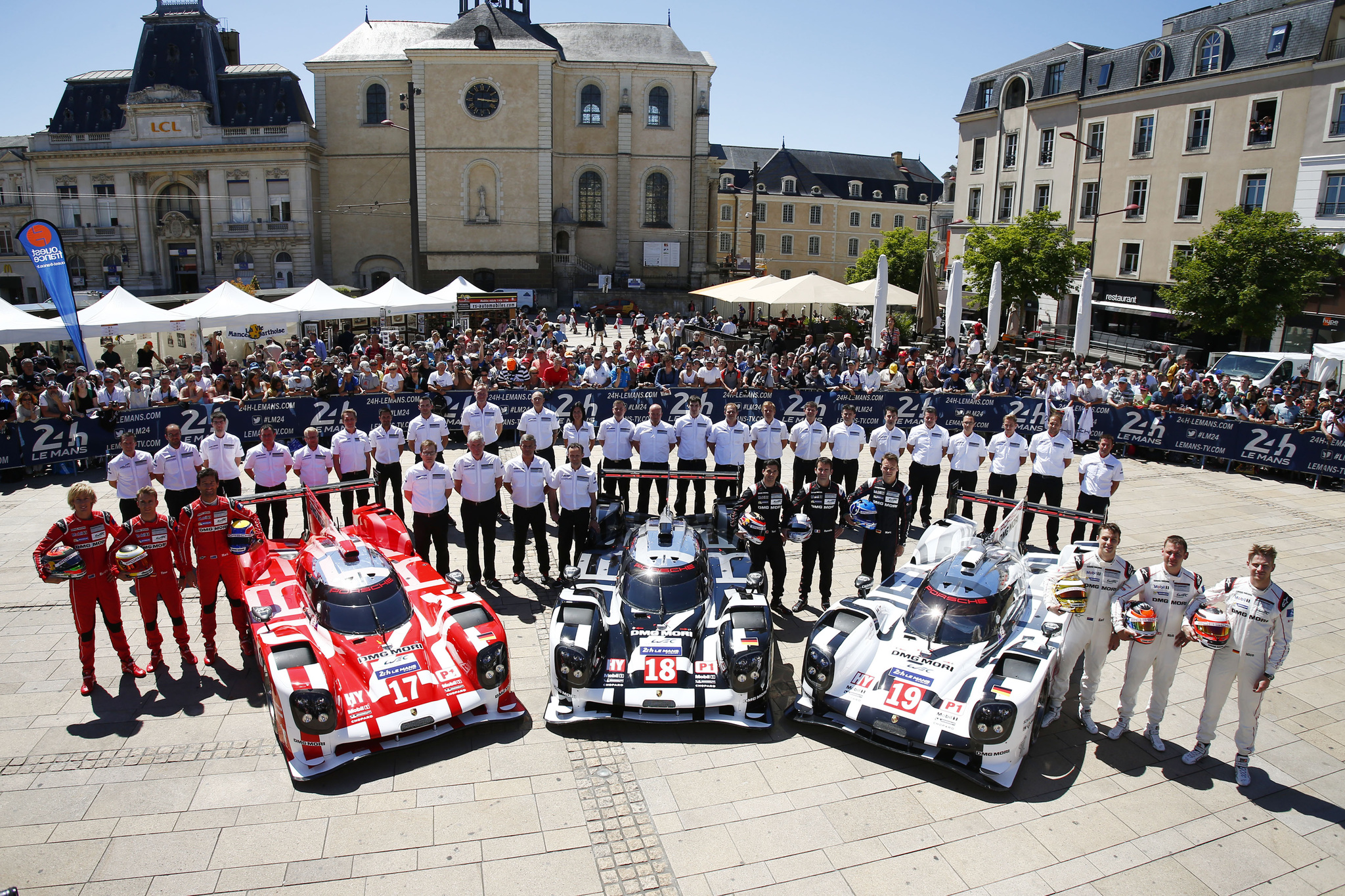 2015 24 Hours of Le Mans-1