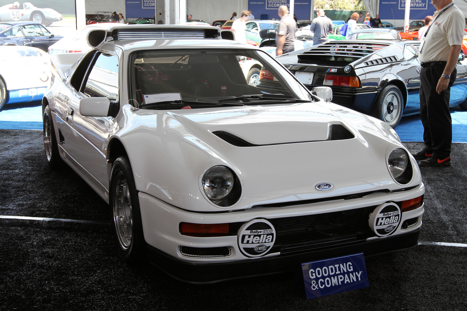 1986 Ford RS200 Evolution Information | Supercars.net