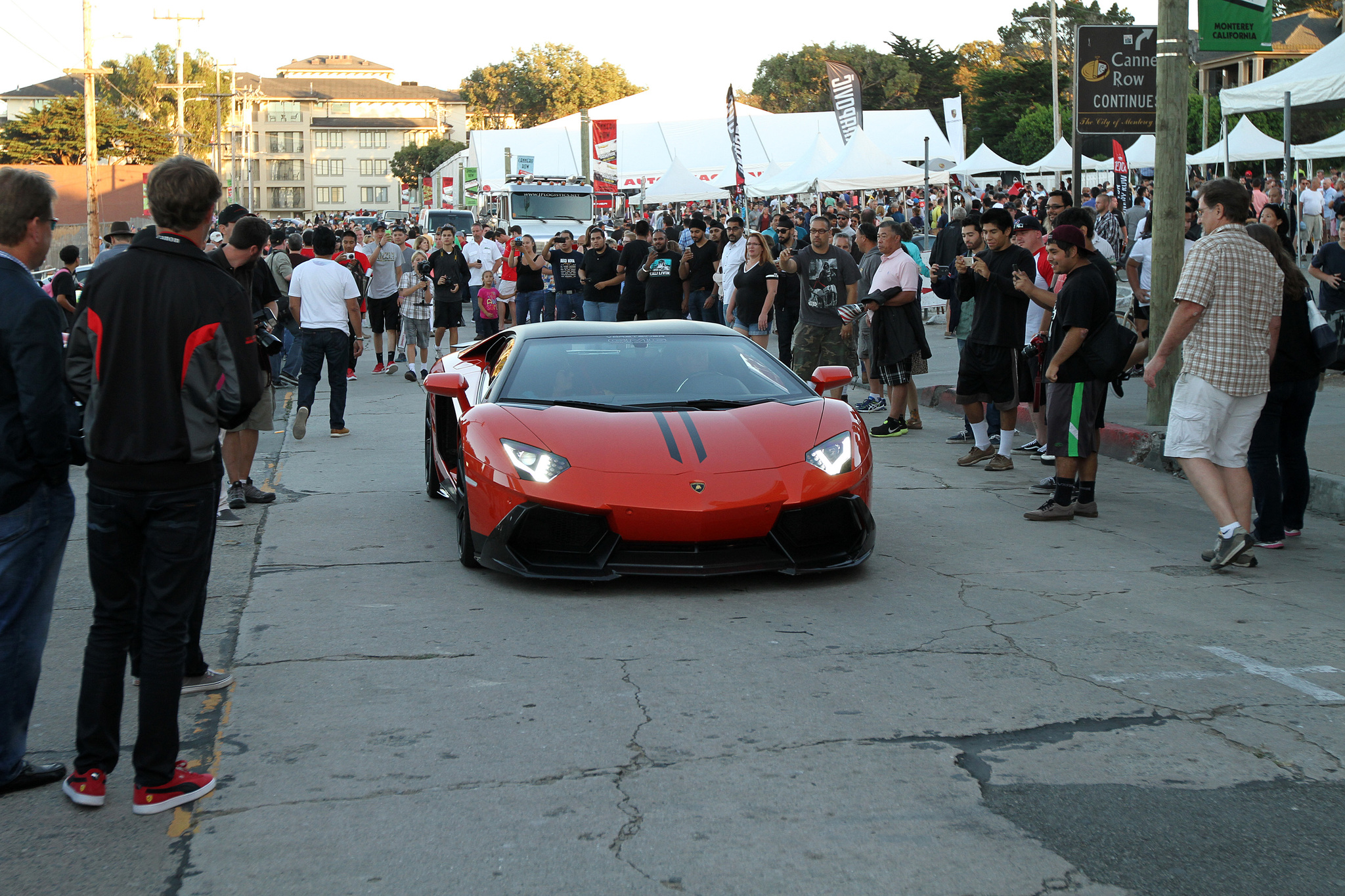 2015 Exotics on Cannery Row