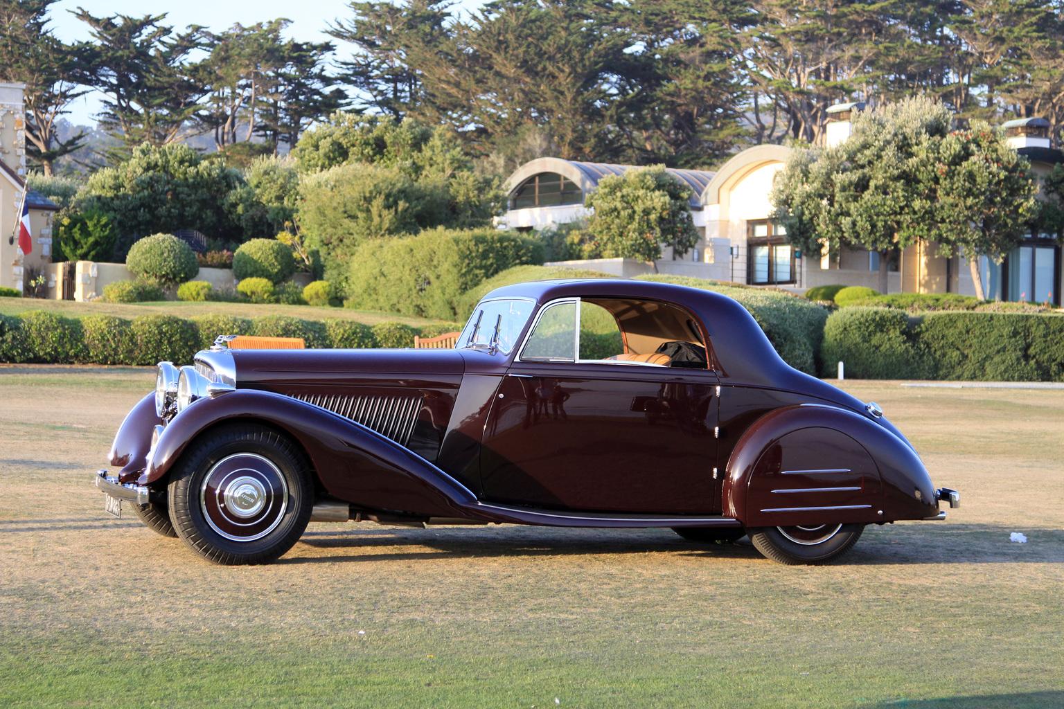 1936 Bentley 4¼ Litre Gallery
