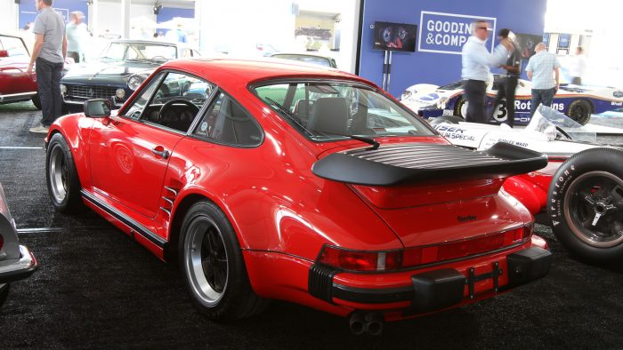 The Pebble Beach Auctions 2015 by Gooding and Company