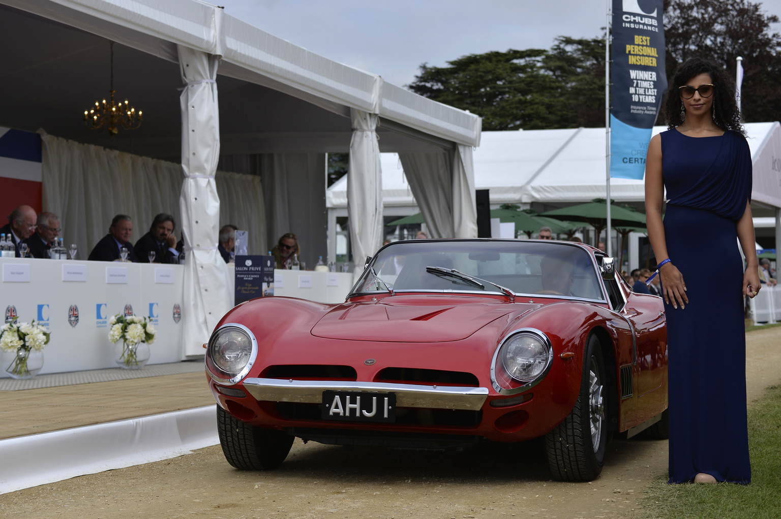 2015 Salon Priv Supercar Show and Chubb Insurance Concours d'Elgance