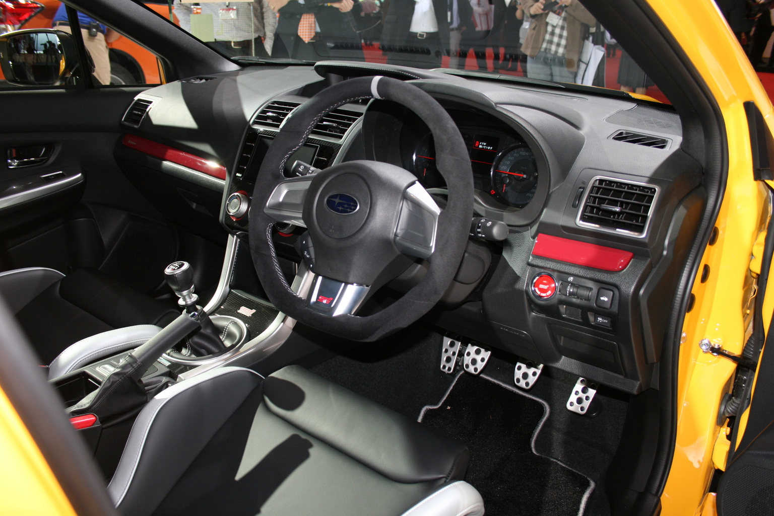 2016 subaru impreza wrx sti s207. Black Bedroom Furniture Sets. Home Design Ideas