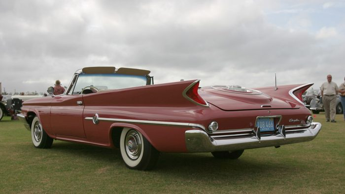 1960 Chrysler 300F Convertible Gallery