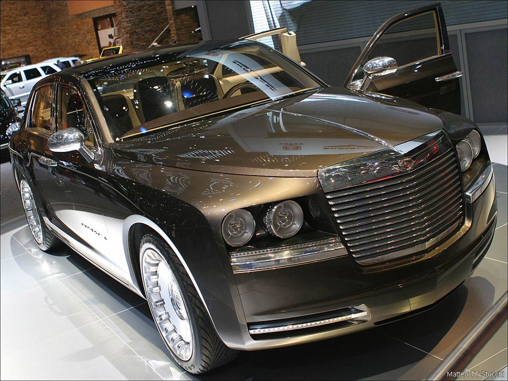 2006 Chrysler Imperial Concept Gallery